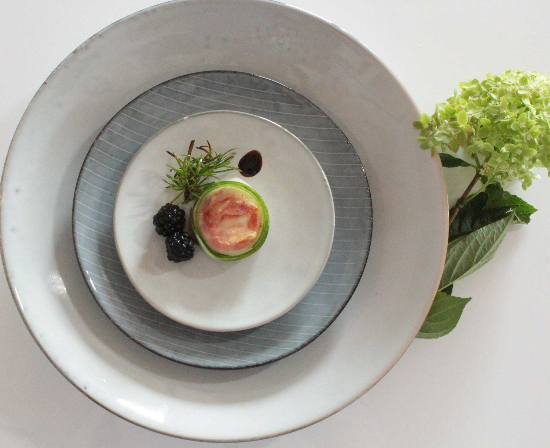 Tellermix: Steingut mit dänischem Flair #tableware #living #food ...