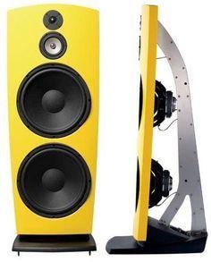 Jamo R909 dipole | Speakers in 2019 | Open baffle speakers
