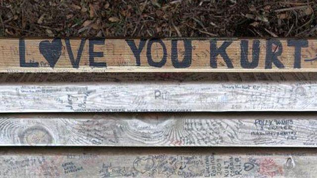 Kurt Cobain death-scene note disparages Courtney Love - HITC Lifestyle