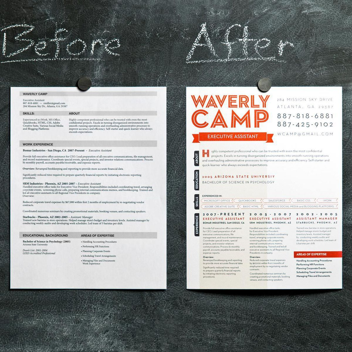 2 page resume service by loft resumes - Examples Of 2 Page Resumes