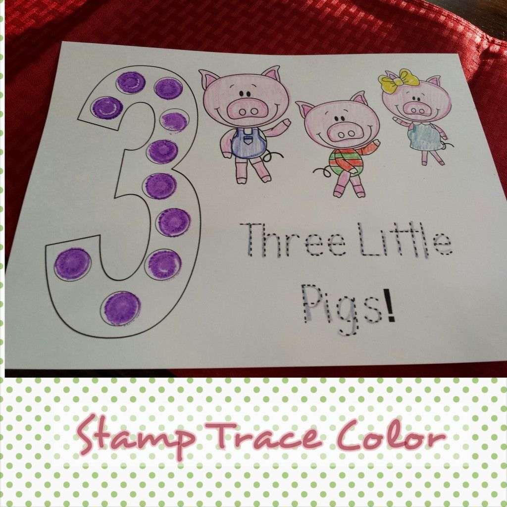 tons of fairytale themed lesson ideas fairy tales printables and more three little pigs stamp. Black Bedroom Furniture Sets. Home Design Ideas