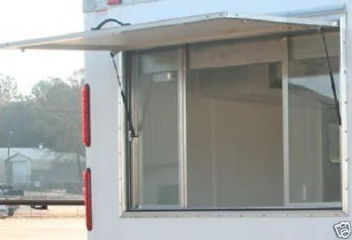Concession Window Trailer Food Truck Serving Window Five Foot Trailer Awning Tiny House Trailer Windows