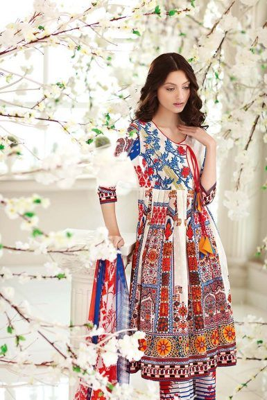 Ideas Gul Ahmed 2020 Gul Ahmed Summer Embroidered Lawn Dresses Collection 2019   All