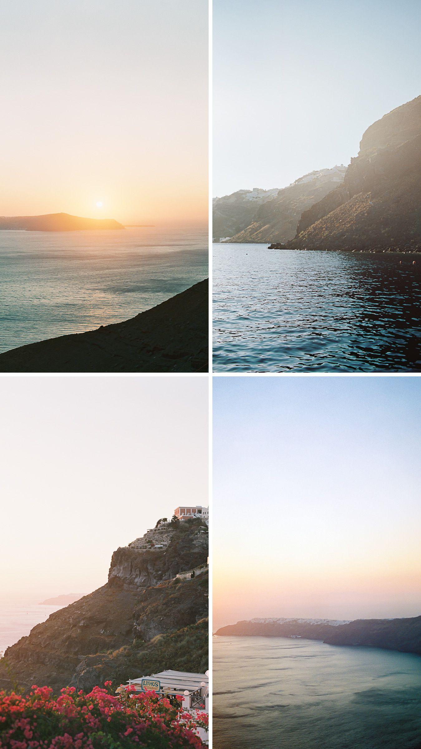 Santorini, Greece #aegeansea
