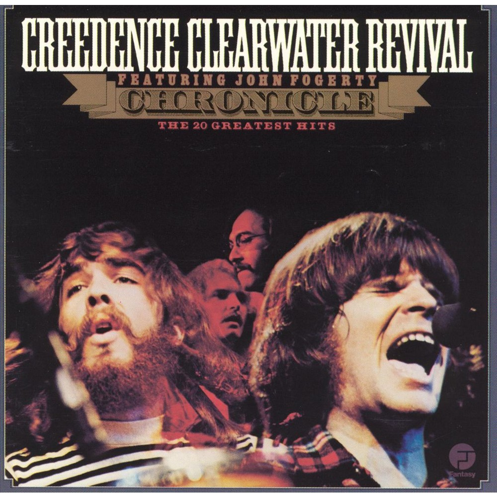 Karaoke Cdgs, Dvds & Media Creedence Clearwater Revival Professional Recorded Backing Tracks Available In Various Designs And Specifications For Your Selection