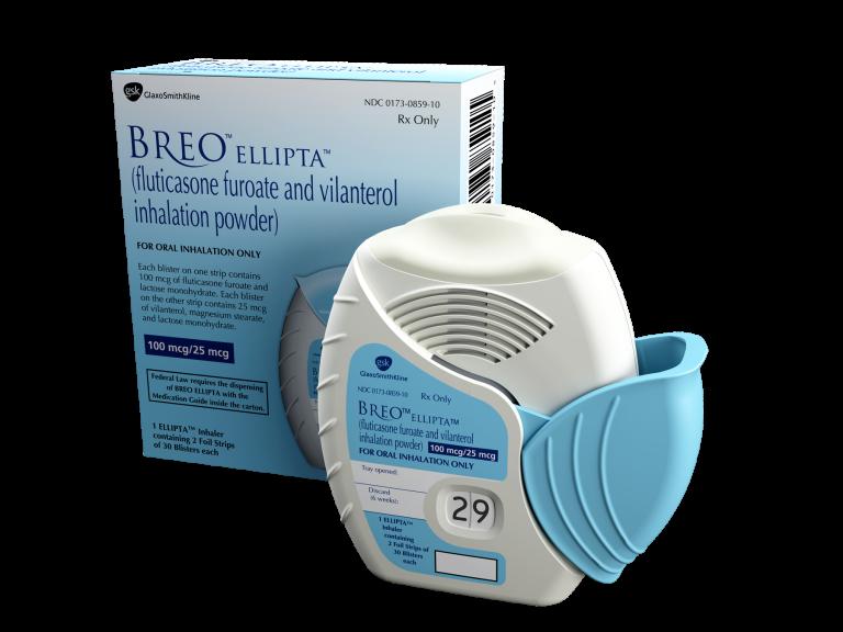 Breo Image Inhaler Asthma Inhaler Allergy Asthma