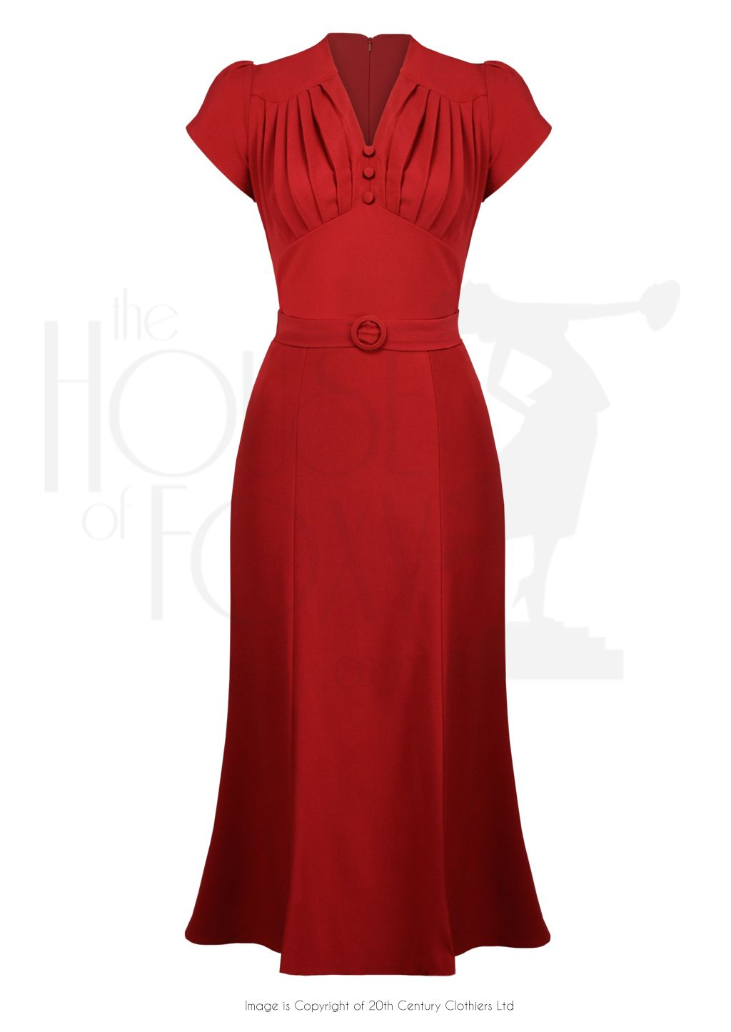 1930s Style Fashion Dresses So Foxy Retro Wiggle Dress Red 105 00 At Vintagedancer Com 1930s Fashion 1930s Fashion Dresses Deco Dress [ 1446 x 1024 Pixel ]