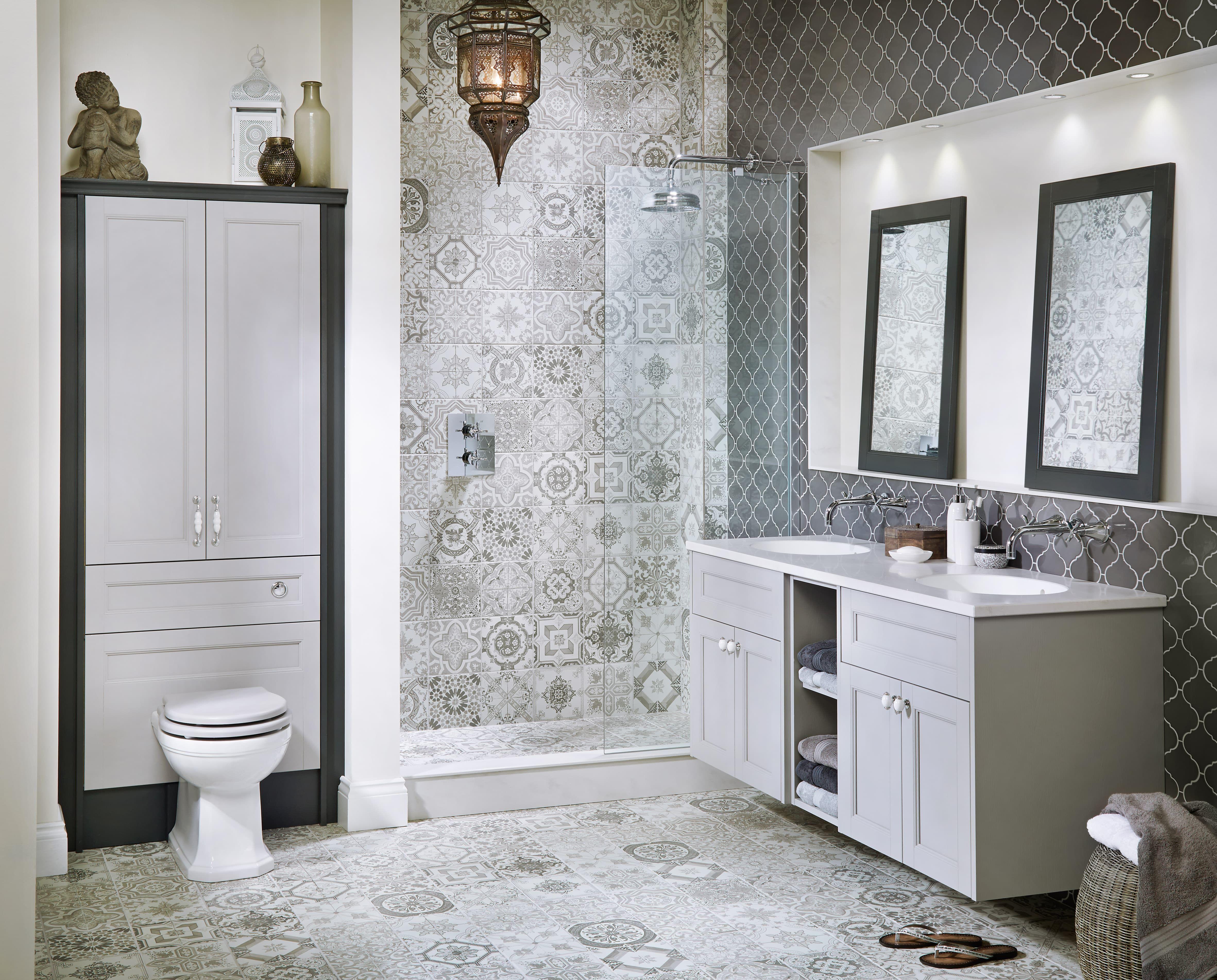 eastern promise - roseberry - bathroom furniture ranges ...