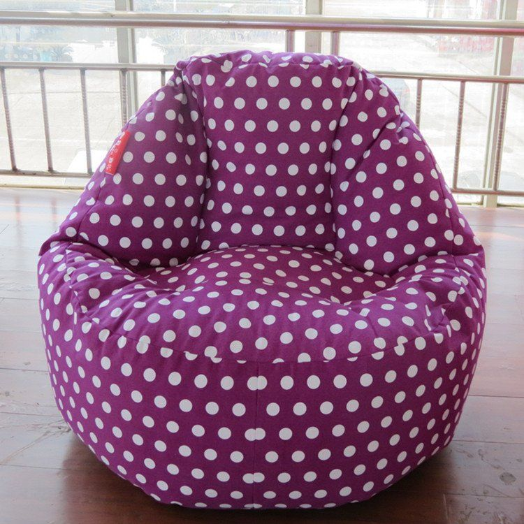 Cheap Bean Bag Ikea Buy Quality Vegetable Directly From China Bags Offers Suppliers Finger Design Polka Dots Pattern Canvas