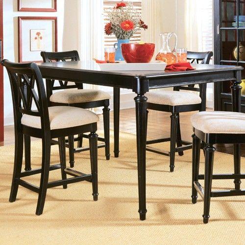 American Drew Camden Dark Gathering Table
