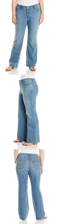 e8ca1de1c6c43 Levi s Women s Plus-Size 580 Curvy Bootcut Jean