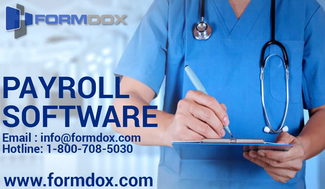 Formdox payroll software is an expertly curated software