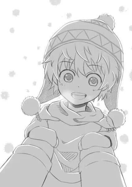 So cute!  >w< Yukine   Noragami
