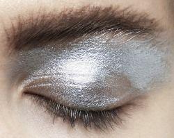 Make-up at Prada Spring 2011