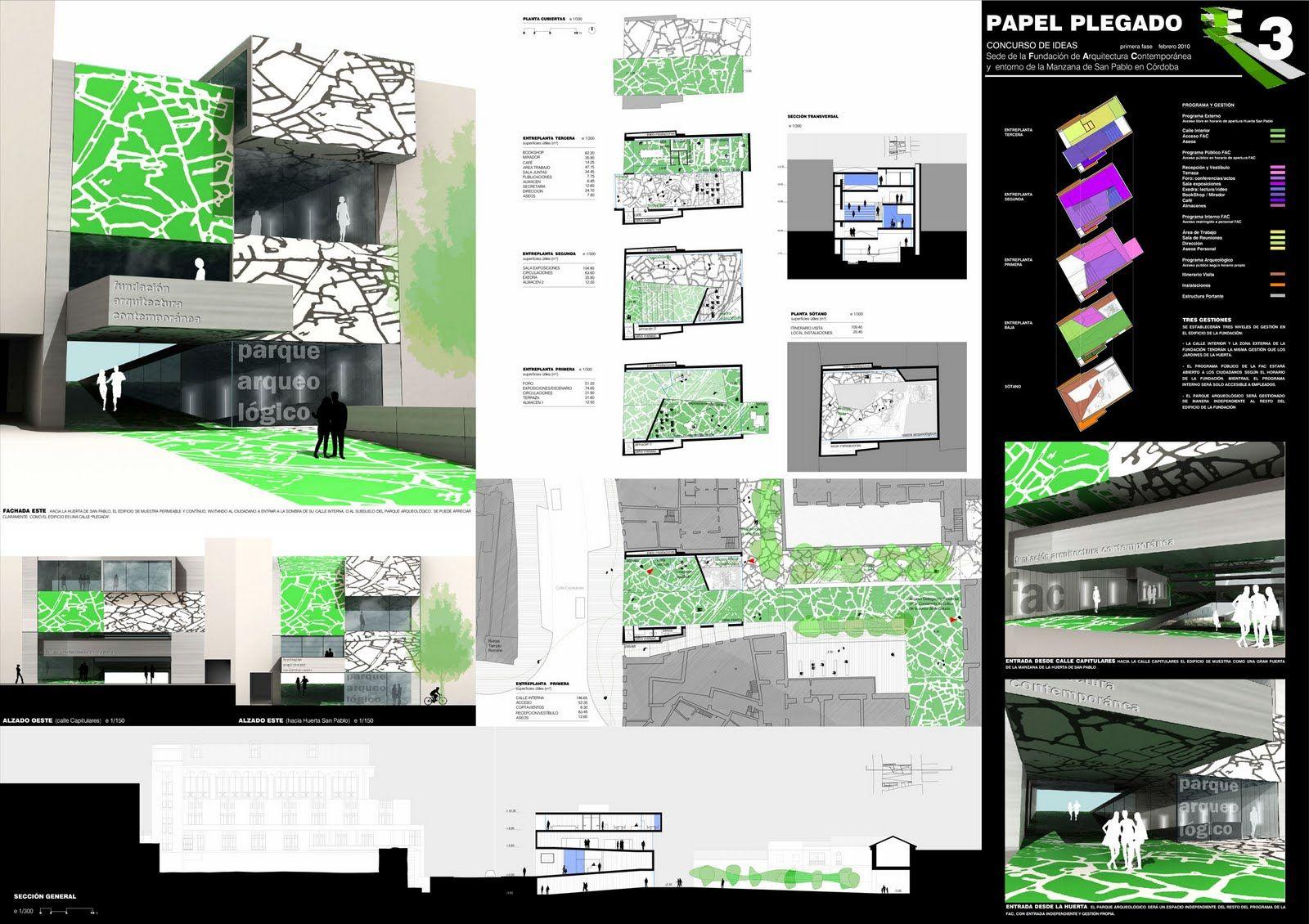 Laminas arquitectura presentacion buscar con google for Laminas arquitectura