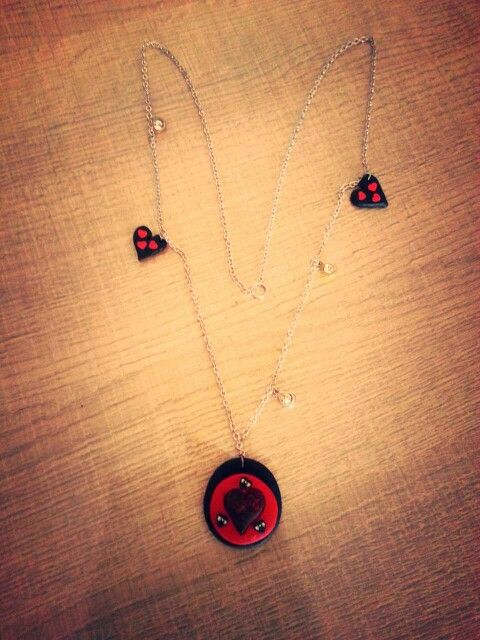 Necklace made in Noemie