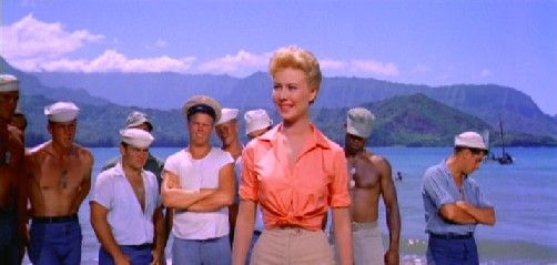 Hanalei Bay On Kauai One Of The Hawaiian Islands Together With Portinax Beach And The Island Of Es Vedrà In Ibiza South Pacific Musical Movies Mitzi Gaynor
