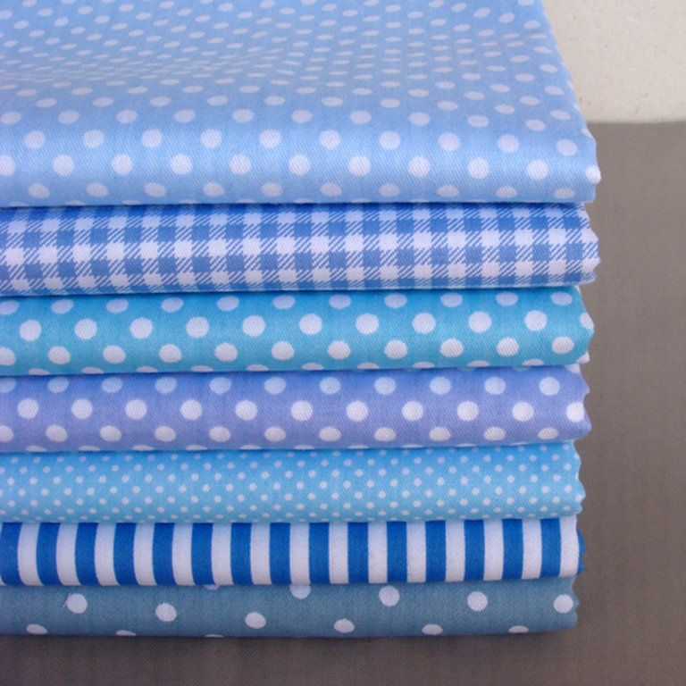 Cheap Fabric, Buy Directly from China Suppliers: 40cm*50cm 9 pcs ... : polka dot quilt fabric - Adamdwight.com