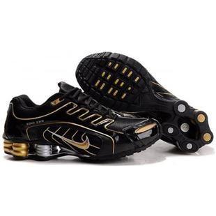 www.asneakers4u.com 240265 011 Nike Shox Navina SI Black Yellow J03004