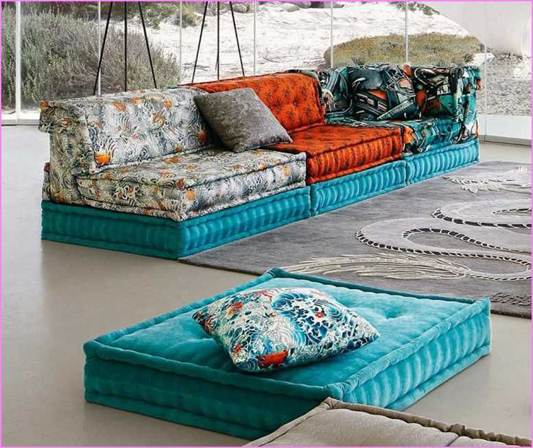 Mah Jong Sofa At Roche Bobois Home Decor Singapore TheSofa