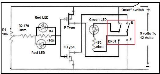 mosfet tester circuit diagram ile ilgili görsel sonucu