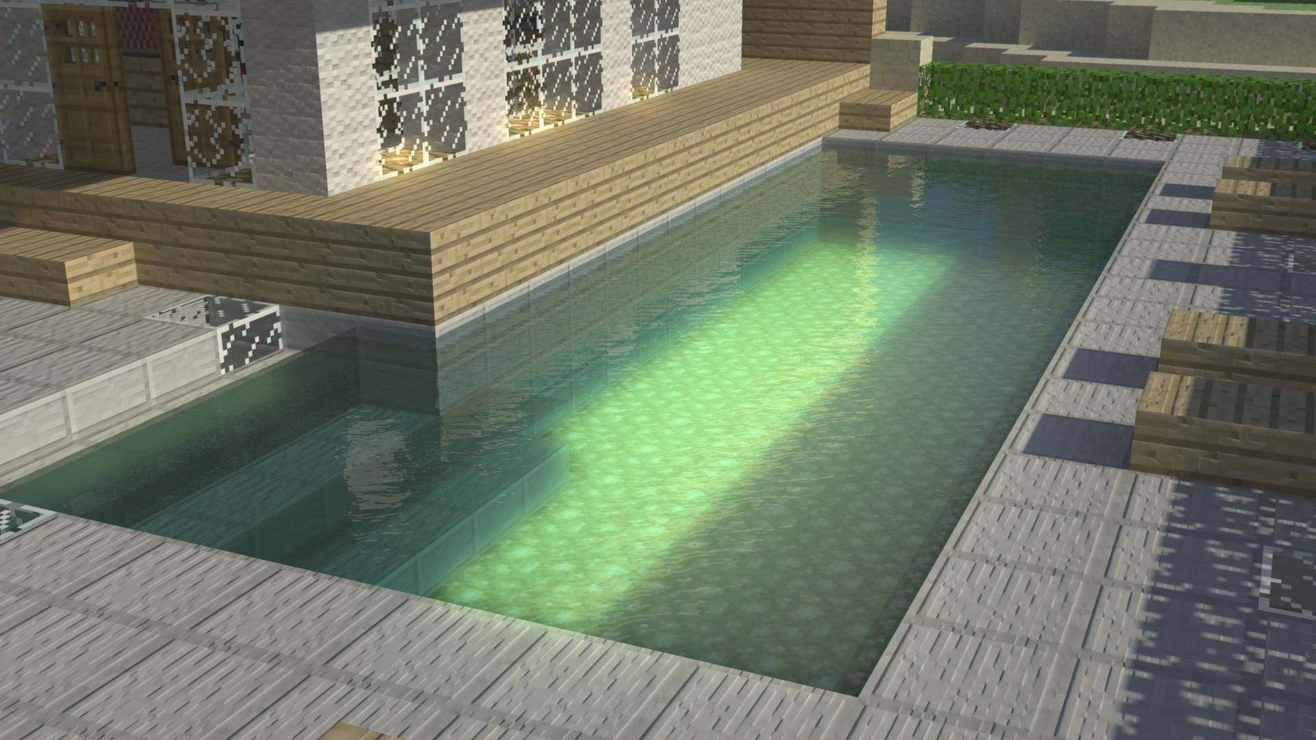 Minecraft Pool Gallery