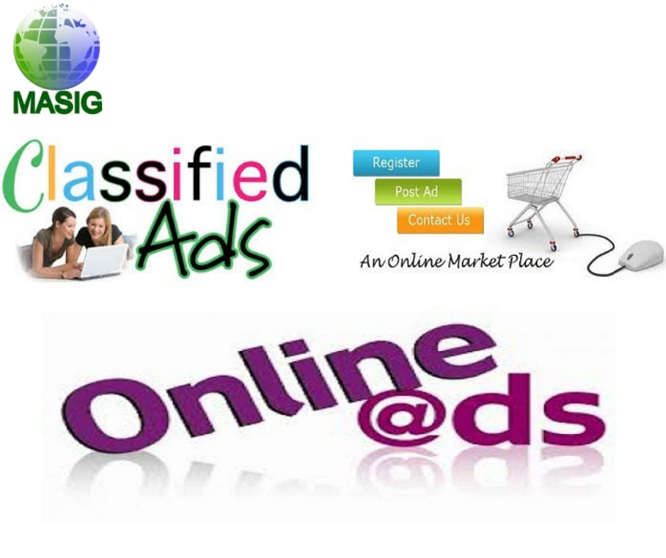 If you want free online Classified ads, then you can free posting on