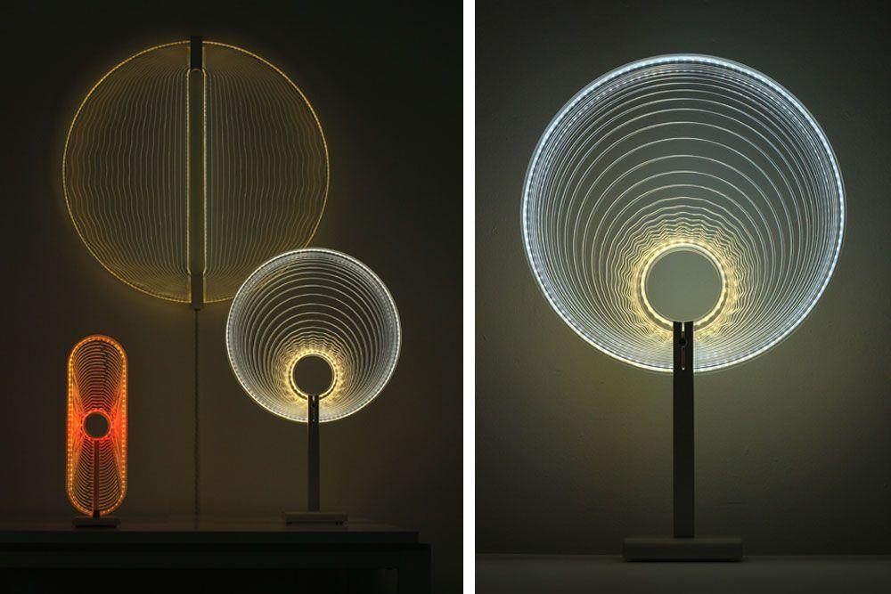 Artdesign dutch design week thanks for the sun series - Neones decorativos ...