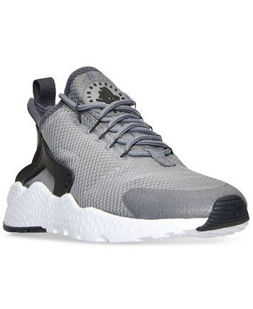 the latest fdf86 23fe5 Nike Women s Air Huarache Run Ultra Running Sneakers from Finish Line    macys.com