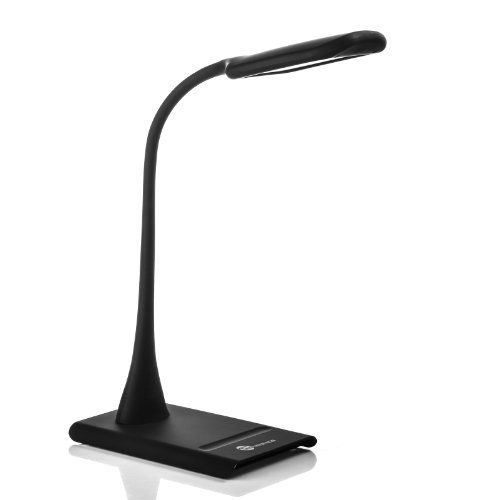 Dimmable LED Bedside Table Lamp, Remote