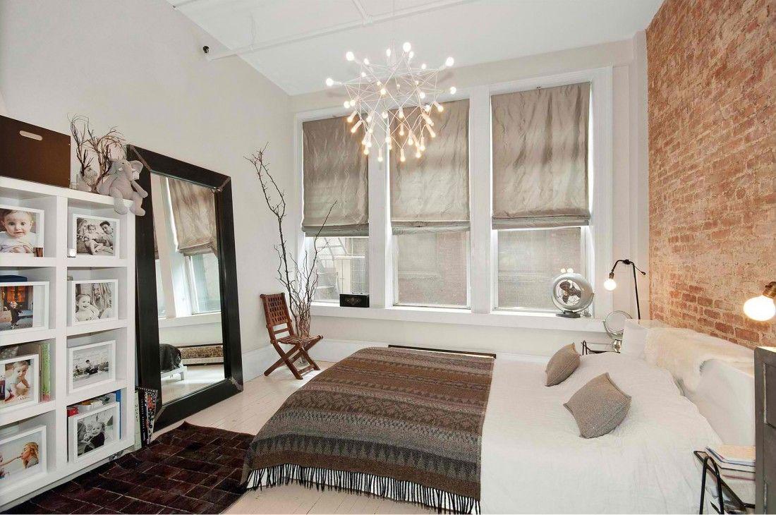Modern loft bed ideas  kimberly picotear arquitecto UNION SQUARE LOFT  ARQUITECTURA