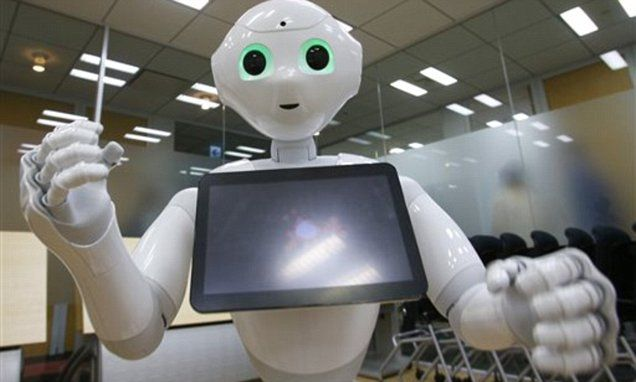What it's like to live with Pepper the 'emotional' robot