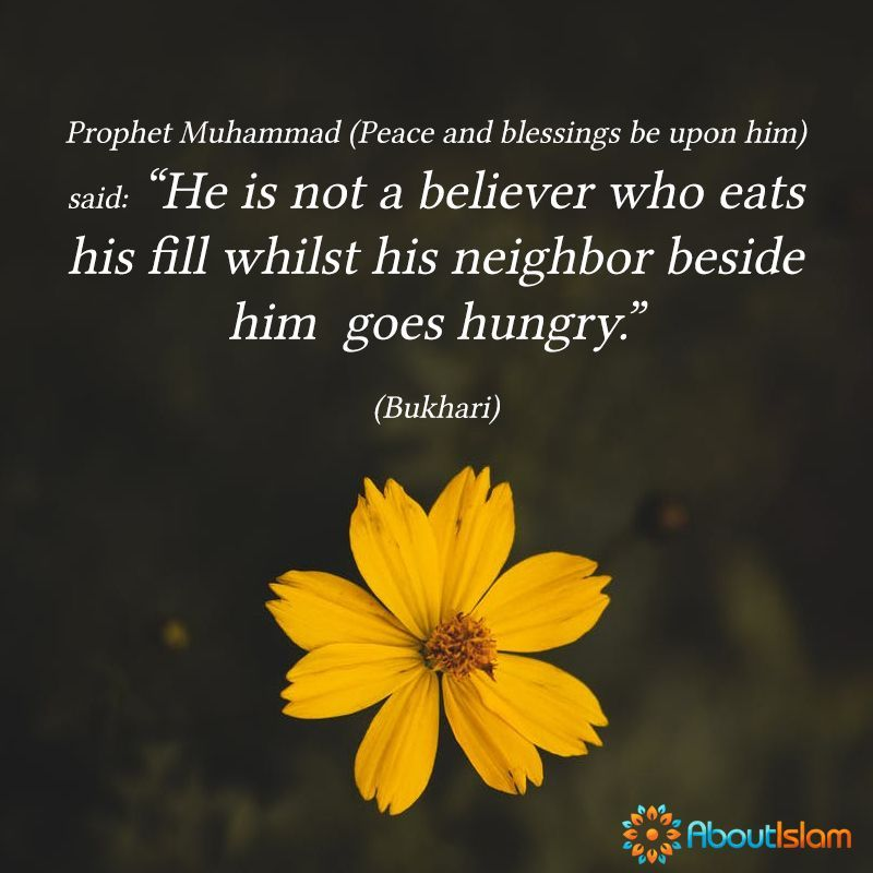 Take Care Of Others As Well As Yourself Islam