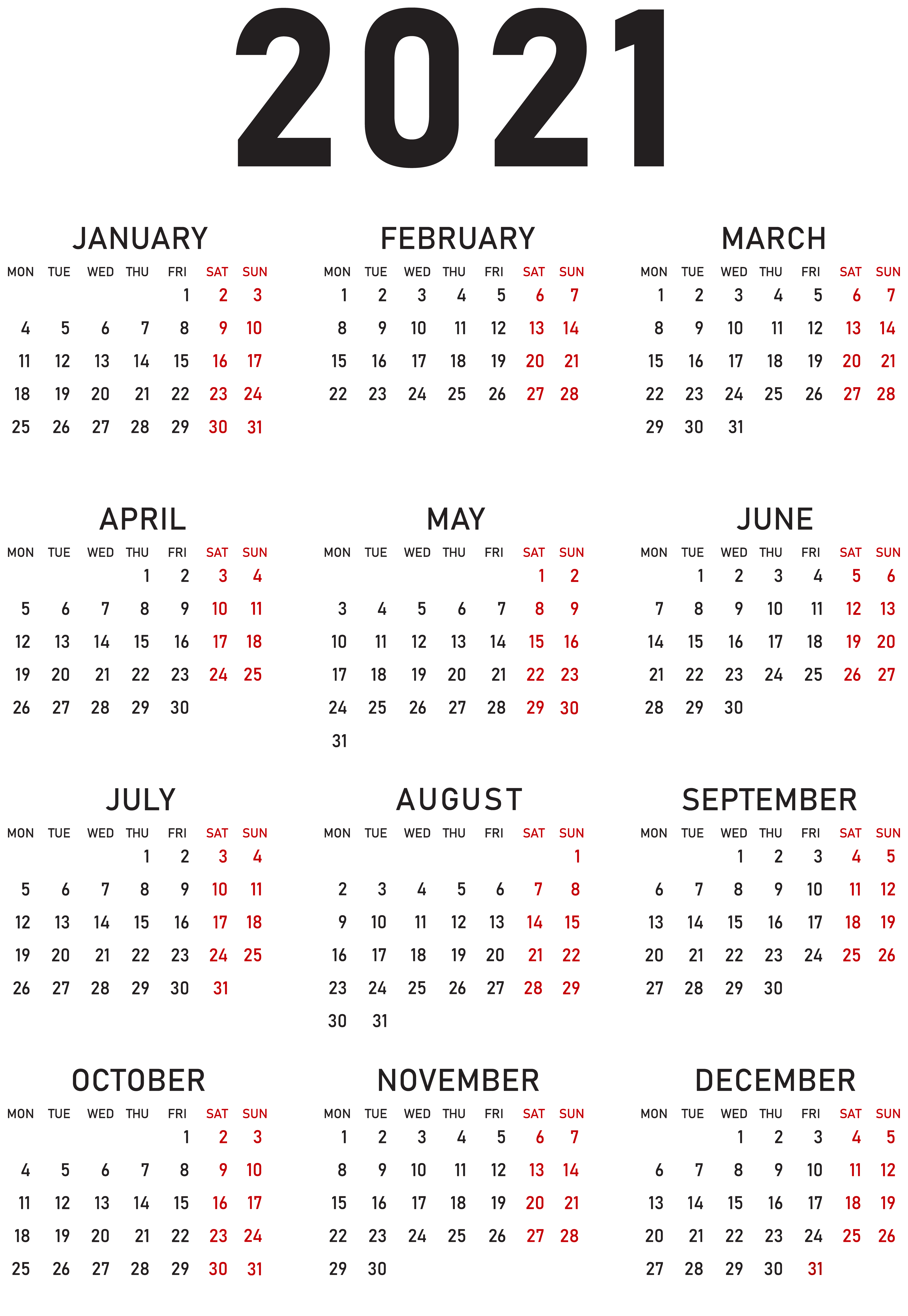 2021 Calendar Png Transparent Clipart Gallery Yopriceville High Quality Images And Transparent Png Free Cli Calendar Png Calendar Printables 2021 Calendar