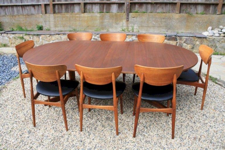 38 Cool Mid Century Dining Room Ideas Mid Century Modern Dining