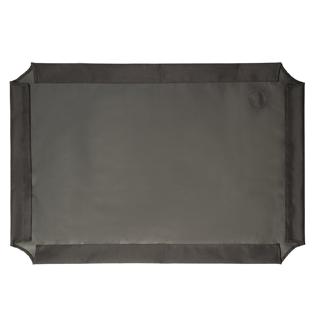 Veehoo Elevated Dog Bed Replacement Cover Washable Pet Cot Bed Mat Large Black 30x42 Click Image To Review More Details I Dog Bed Elevated Dog Bed Bed Mats