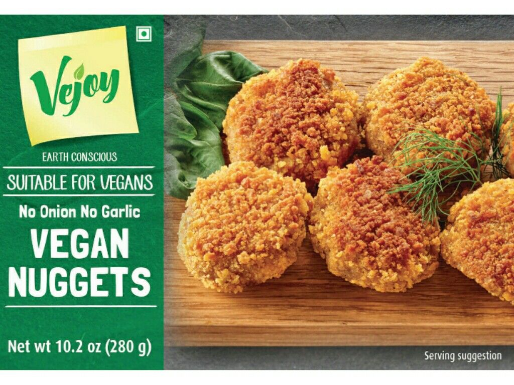 'A Veggie Nugget a day, can help take all your troubles