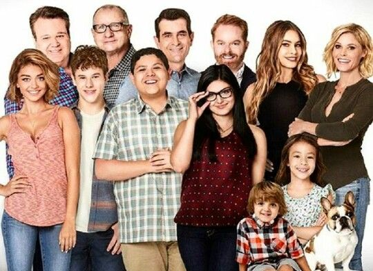 Modern Family Cast Modern Family Modern Family Tv Show Modern Family Quotes