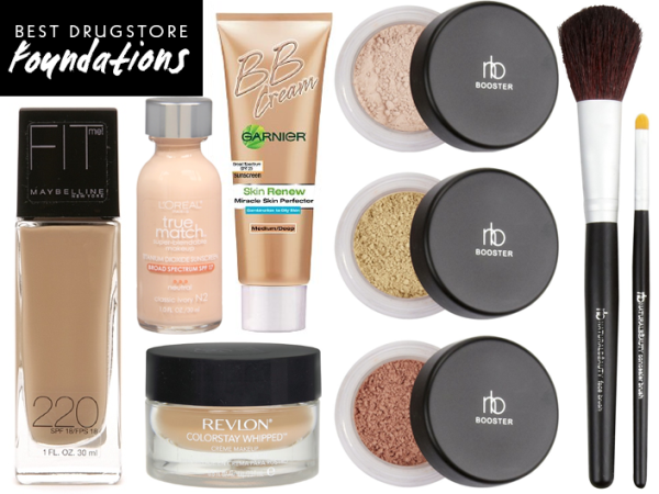 A whipped, creamy foundation, this product from Revlon has a gel ...