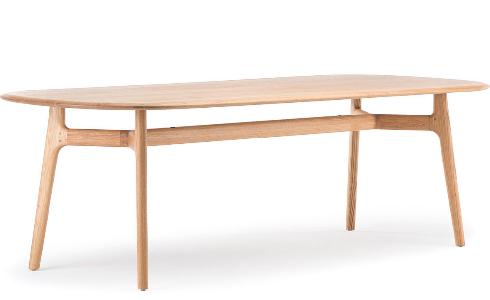 Solo Oblong Table 783 Solid Wood Dining Table Table Dining Bench