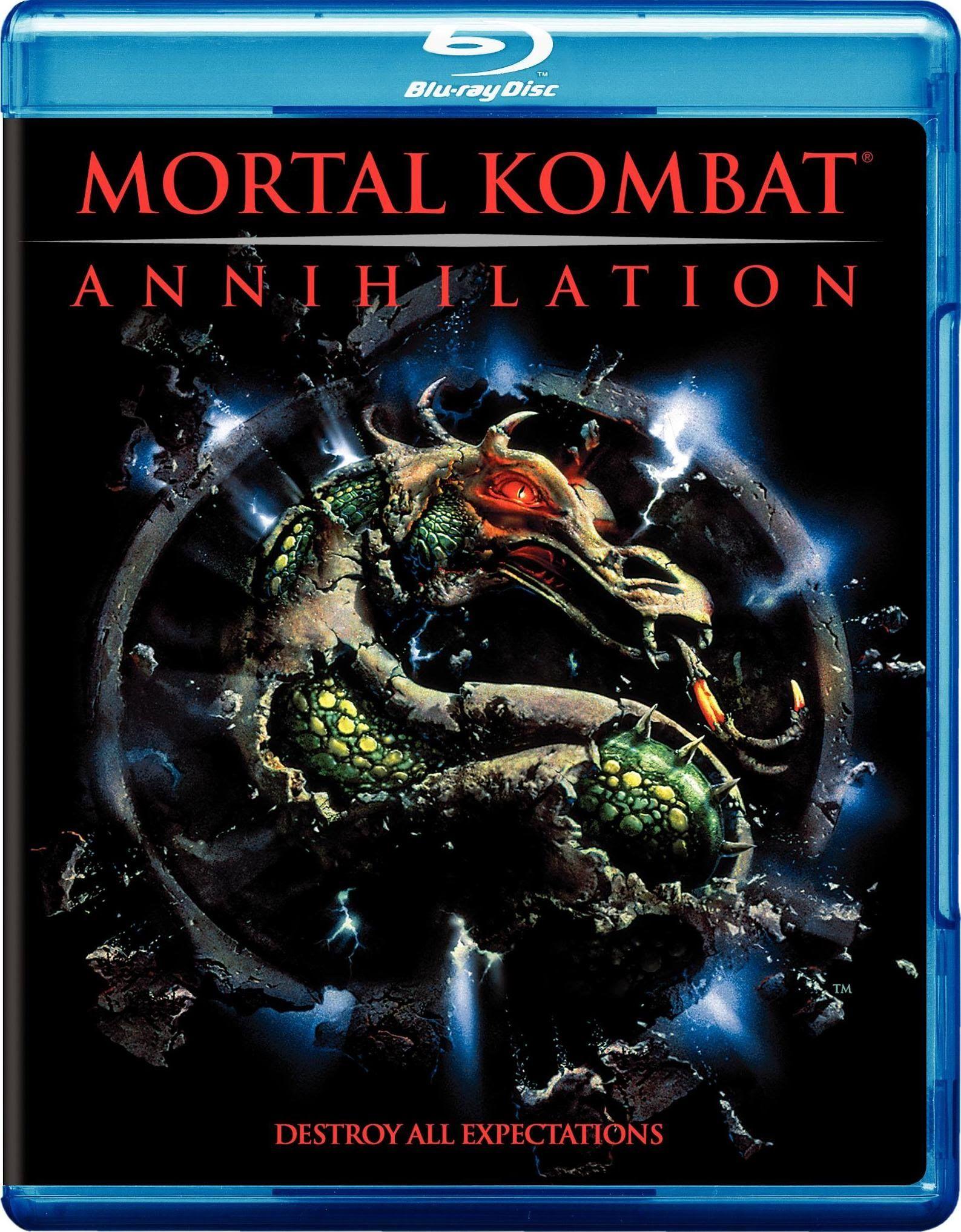 Bluray on a budget episode 12 mortal kombat annihilation
