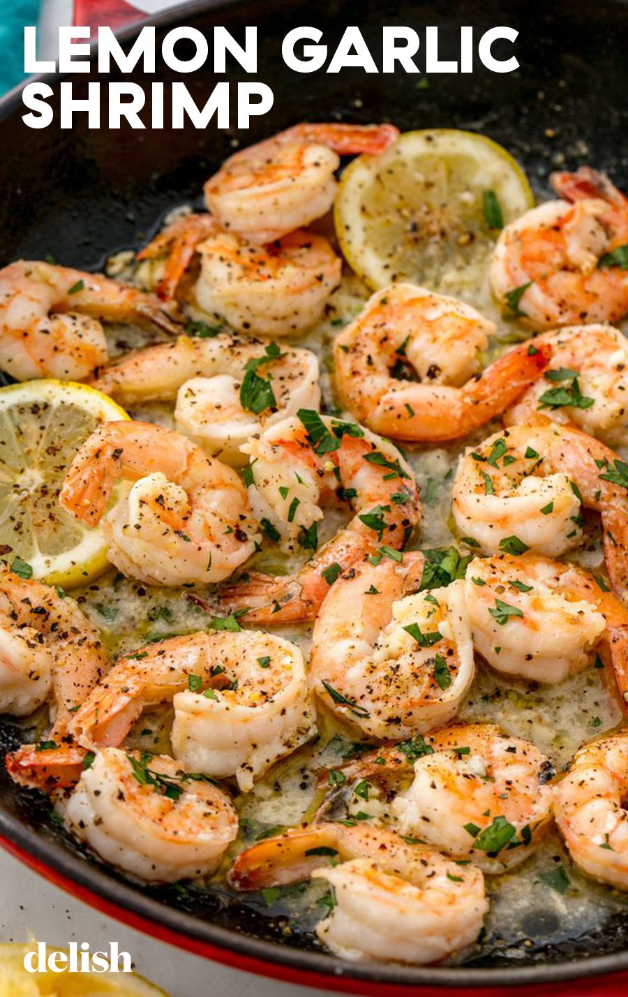 Garlic Butter Shrimp Is Ready In 15 Minutes Or Less Recipe Shrimp Recipes Healthy Shrimp Recipes Easy Seafood Recipes