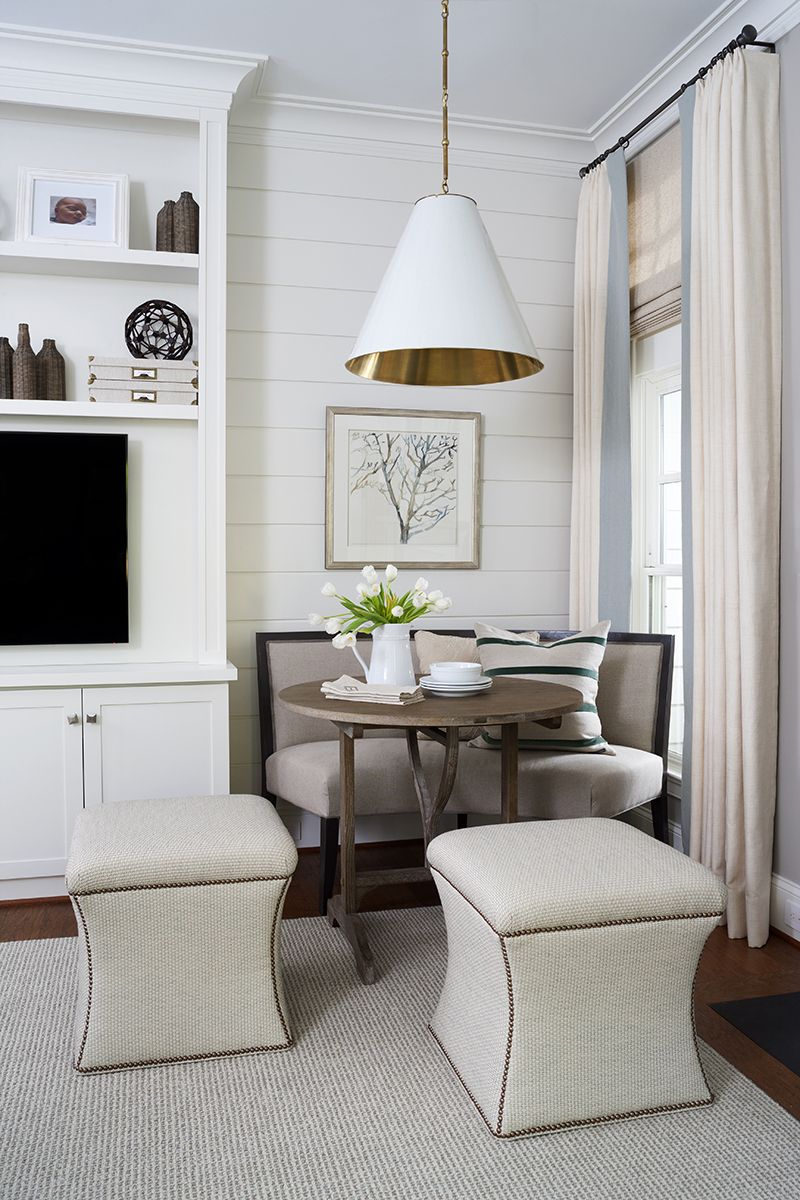 Cozy Thomas O Brien Lighting For Your Interior Ideas: Modern Hanging Thomas  O Brien Lighting Decor With Round Table And Chairs For Family Room