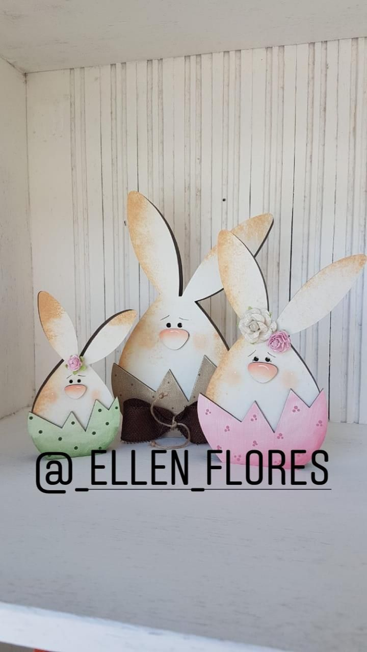 Pin by Petra Reinke on More crafts   Easter crafts, Spring easter ...