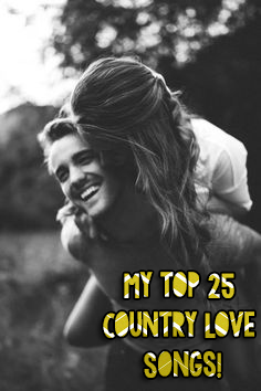 top 25 country love songs