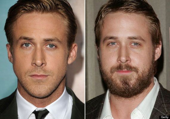 Study Shows Men With Beards Look WAYYY OLDER!