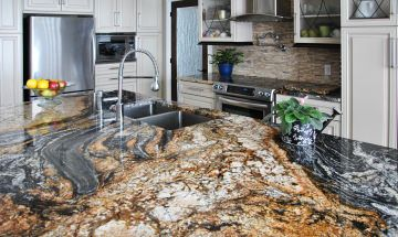 Merveilleux Amore Di Noce Granite Countertops Color For Kitchen Granite Countertops  Exotic 3
