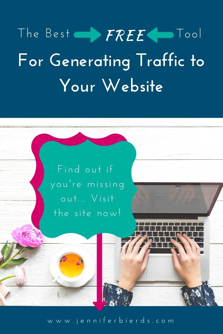 The Best FREE Tool for Generating Traffic to Your Website