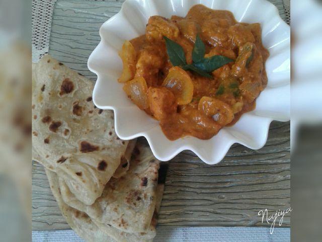 Chicken Jalfrezi Recipe By Najiya Recipe Recipes Chicken Jalfrezi Recipe Chicken Recipes