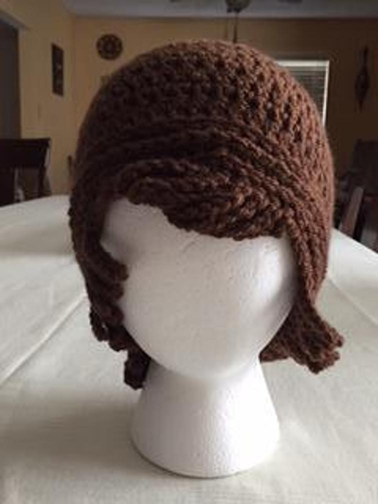 Chemo Hat Crochet PATTERN | Craftsy | Crochet Hat Pattern ...